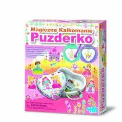 Magiczne kalkomanie Puzderko - DARMOWA DOSTAWA OD 250 ZŁ!!
