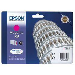 Epson  oryginalny ink c13t79134010, 79, l, magenta, 800s, 7ml, 1szt, epson workforce pro wf-5620dwf, wf-5110dw
