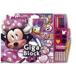 Giga Block - Zestaw dla artysty 5w1 - Minnie z kategorii maskotki interaktywne