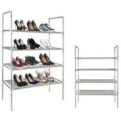 Iso Półka stojak szafka regał na buty obuwie 12 par (5902802905307)