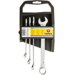 Zestaw kluczy płasko-oczkowych TOPEX 35D374 6 - 19 mm (8 elementów)