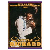 Live At The Toronto Peace Festival 1969 (DVD) - Richard Little (5018755246012)