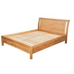 Signu design łóżko dębowe erica