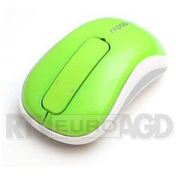 Rapoo  mysz bezprzewodowa 5g multi touch t120p zielona