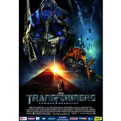 Transformers: Zemsta Upadłych z kategorii Filmy science fiction i fantasy