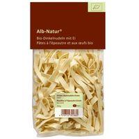 Makaron Orkiszowy Wstążka Gruba 250g - ALB-NATUR - EKO BIO - produkt z kategorii- Kasze, makarony, ryże