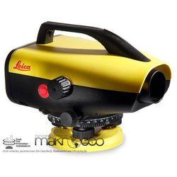 Niwelator kodowy  sprinter 250m pełny zestaw, statyw łata, marki Leica