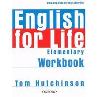 English for Life Elementary Ćwiczenia Bez Klucza, Tom Hutchinson