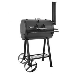 grill węglowy STEAMROLLER, Hecht