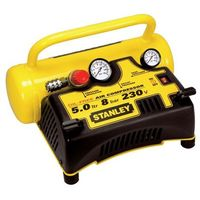 Stanley  sprężarka bezolejowa 5l 8bar 55l/min