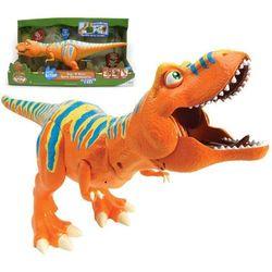 Dinopociąg Ryczący Tyranozaur Borys - produkt z kategorii- maskotki interaktywne