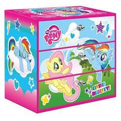 Starpak, My Little Pony, pudełko na biżuterię, 140x90x120 mm z kategorii Pozostałe artykuły szkolne i plastyczne