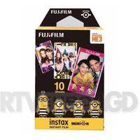 Fujifilm Instax Mini Minionki DM3 Movie 10 szt. - produkt w magazynie - szybka wysyłka! (4547410353815)