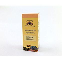 Kompozycja zapachowa - olejek - piernik alpejski wyprodukowany przez Natural aromas