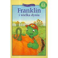 Czytamy z Franklinem. Franklin i wielka dynia, książka w oprawie broszurowej