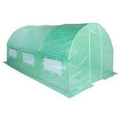 Tunel foliowy 250 x 400 cm (10 m2) zielony marki Home&garden