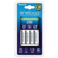 Panasonic Eneloop BQ-CC17 + 4 x R6/AA Eneloop 2000mAh BK-3MCCE z kategorii Ładowarki do akumulatorów