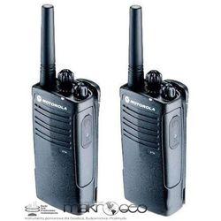 Radiotelefon MOTOROLA XTNi aku 2150 mAh - 2 szt. ZESTAW (krótkofalówka)