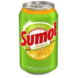 Sumol pomarańcza 0,33l - produkt z kategorii- Napoje, wody, soki