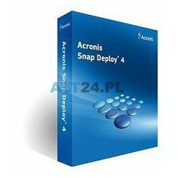 Acronis Snap Deploy 4 for Server, kup u jednego z partnerów
