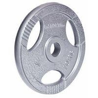 Obciążenie stalowe  hamerton 10 kg - 10 kg marki Insportline