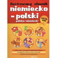 Ilustrowany słownik niemiecko-polski polsko-niemiecki - Adrian Golis, Greg
