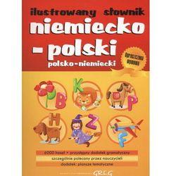 Ilustrowany słownik niemiecko-polski polsko-niemiecki - Adrian Golis (Greg)