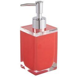 Dozownik do mydła Cooke&Lewis Capraia czerwony