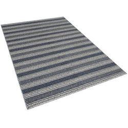 Dywan beżowo-szary bawełniany 160x230 cm PATNOS (7081451117816)