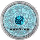 polyester glimmer coarse (petrol) gruby sypki brokat - petrol (2901) marki Kryolan