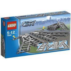 City ZWROTNICA KOLEJOWA 7895 marki Lego - klocki dla dzieci