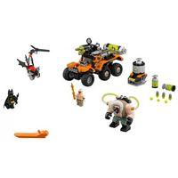 Lego THE MOVIE Bane - atak toksyczną ciężarówką bane toxic truck attack - batman 70914