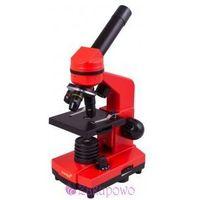 Mikroskop Levenhuk Rainbow 2L Orange\Pomarańczowy #M1