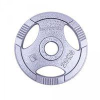 Obciążenie olimpijskie stalowe  hamerton 20 kg marki Insportline