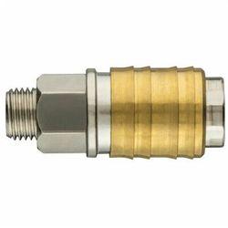 Neo Szybkozłączka do kompresora 12-636 gwint zewnętrzny męska 3/8 cala (5907558417937)