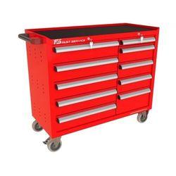 Wózek warsztatowy TRUCK z 10 szufladami PT-215-21, PT-215-21