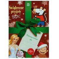 Tim film studio Świąteczne przygody box 3dvd (5900058131303)