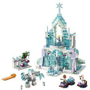 LEGO Disney Princess, Magiczny lodowy pałac Elsy, 41148