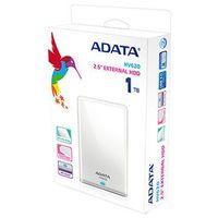 Adata Dashdrive hv620s 1tb 2.5'' usb3.0 slim white