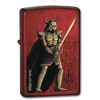 Zapalniczka zippo the dark one, candy apple red (z24282) marki Zippo / usa