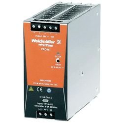 Zasilacz na szynę DIN Weidmueller CP M SNT 250W 24V 10A 8951360000 - produkt z kategorii- Transformatory