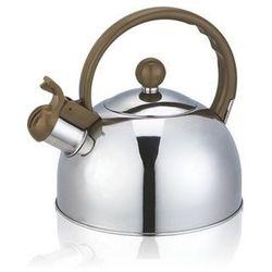 Czajnik nierdzewny apollo brązowy 2l marki Smart kitchen