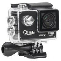 Kamera Quer Kamera sportowa Quer FullHD Black - KOM0904 Darmowy odbiór w 19 miastach!, KOM0904