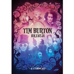 TIM BURTON KOLEKCJA (12 DVD) GALAPAGOS Films 7321909320505 - sprawdź w wybranym sklepie