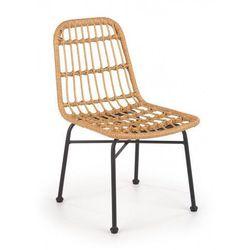 Rattanowe krzesło ogrodowe afrodyta - naturalne marki Producent: elior