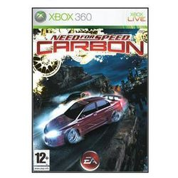 Need for Speed Carbon, gra Xbox 360