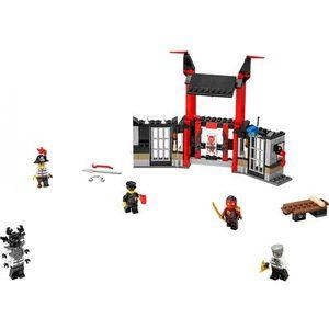 Lego Ninjago Ucieczka z więzienia Kryptarium 70591, klocki do zabawy