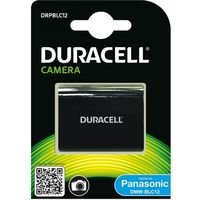 Duracell Duracell Li-Ion Akku 950 mAh für Panasonic DMW-BLC12 - DRPBLC12 Darmowy odbiór w 20 miastach!
