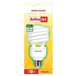 Świetlówka Activejet 32W typ spiral z mocowaniem E27 (AJE-S32P) Darmowy odbiór w 19 miastach! - oferta [c5f2257a572177c6]