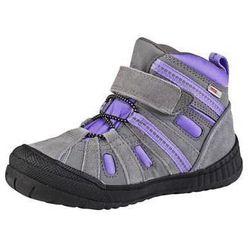 Buty Reima jesienne / przejściowe ReimaTec ARUNA szary/fiolet - produkt z kategorii- Pozostała moda i styl